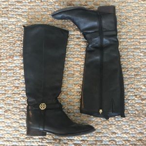 Tory Burch Shoes - Tory Burch Equestrian boots size 8M